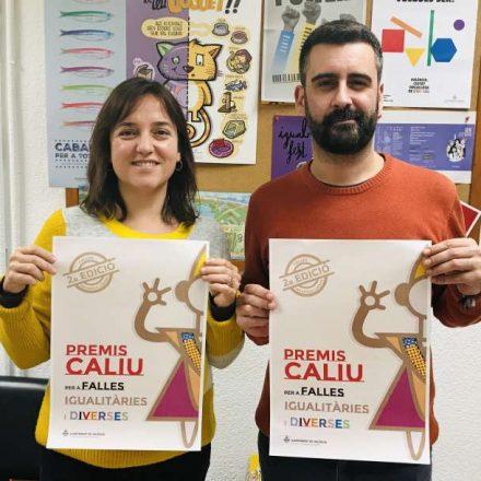 La segona edició dels Premis Caliu reconeixeran la igualtat i inclusió en les Falles de València