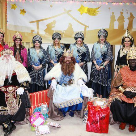 SS.MM los Reyes Magos de Oriente llegan a Sant Joan