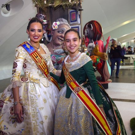 Inauguración Exposición del Ninot 2019.