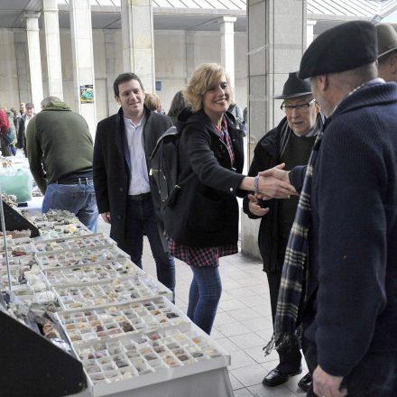 Castelló celebra la 32ª edició de la Fira dels Minerals