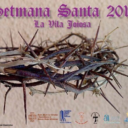 La Junta de Cofradías de Semana Santa de la Vila presenta su cartel