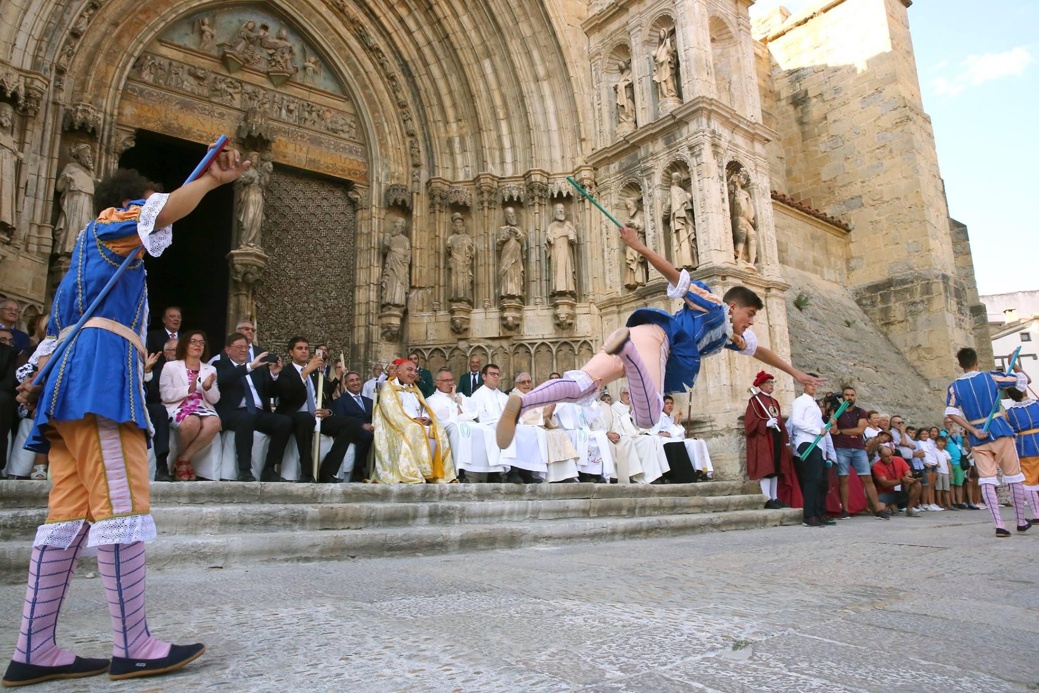 El Sexenni de Morella, declarat Manifestació Representativa del Patrimoni Cultural Immaterial d'Espanya