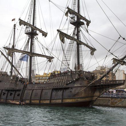 Escala a Castelló tira l'àncora en el port
