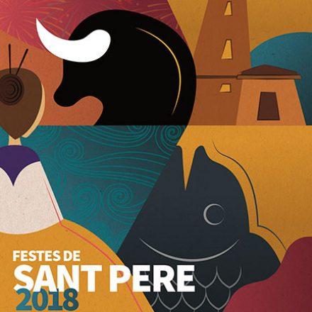 La Regidoria de Joventut de Castelló convoca el concurs de cartells per a les festes de Sant Pere