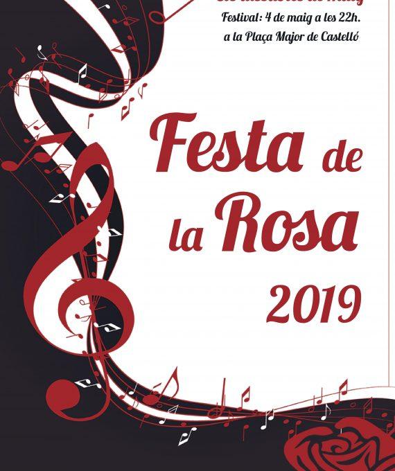 Les serenates sonaran tots els dissabtes de maig a Castelló amb la Festa de la Rosa